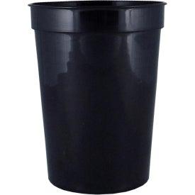 Smooth Plastic Stadium Cup (12 Oz.)