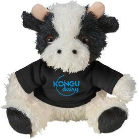 Cuddliez Cow Plush