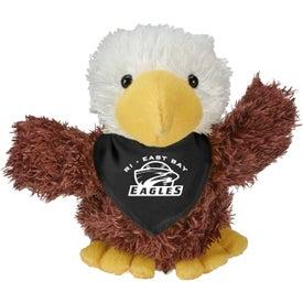 Cuddliez Eagle Plush