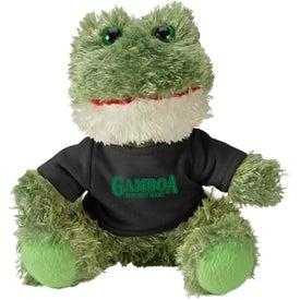 Cuddliez Frog Plush