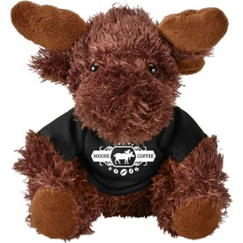 Cuddliez Moose Plush