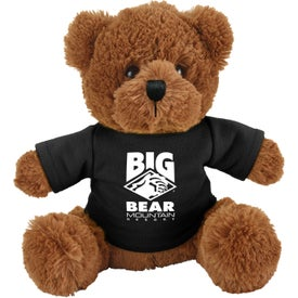 Fuzzy Friends Bear Plush