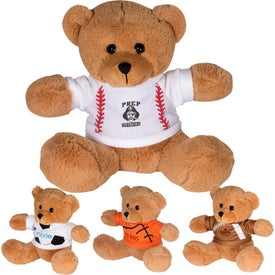 "GameTime Plush Bear (7"")"