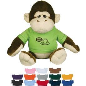 """Goofy Gorilla Plush (6"""")"""