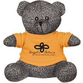 "Landon Knit Bear (8.5"")"