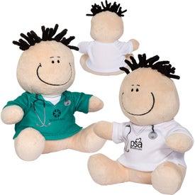 MopTopper Doctor or Nurse Plush Toy