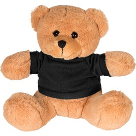 Plush Bear with T-Shirt