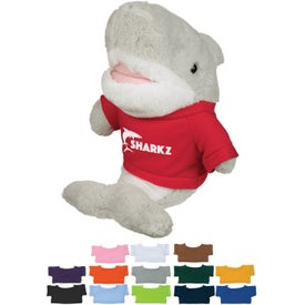 "Salty Shark Plush (8.5"")"