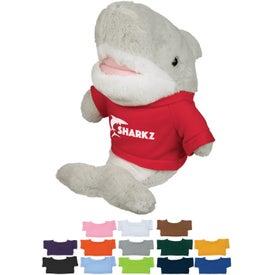 "Salty Shark Plush (8.5"")"