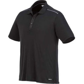 Albula Short Sleeve Polo Shirt by TRIMARK Branded with Your Logo