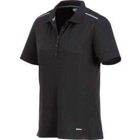 Albula Short Sleeve Polo Shirt by TRIMARK for Customization