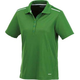 Albula Short Sleeve Polo Shirt by TRIMARK Imprinted with Your Logo