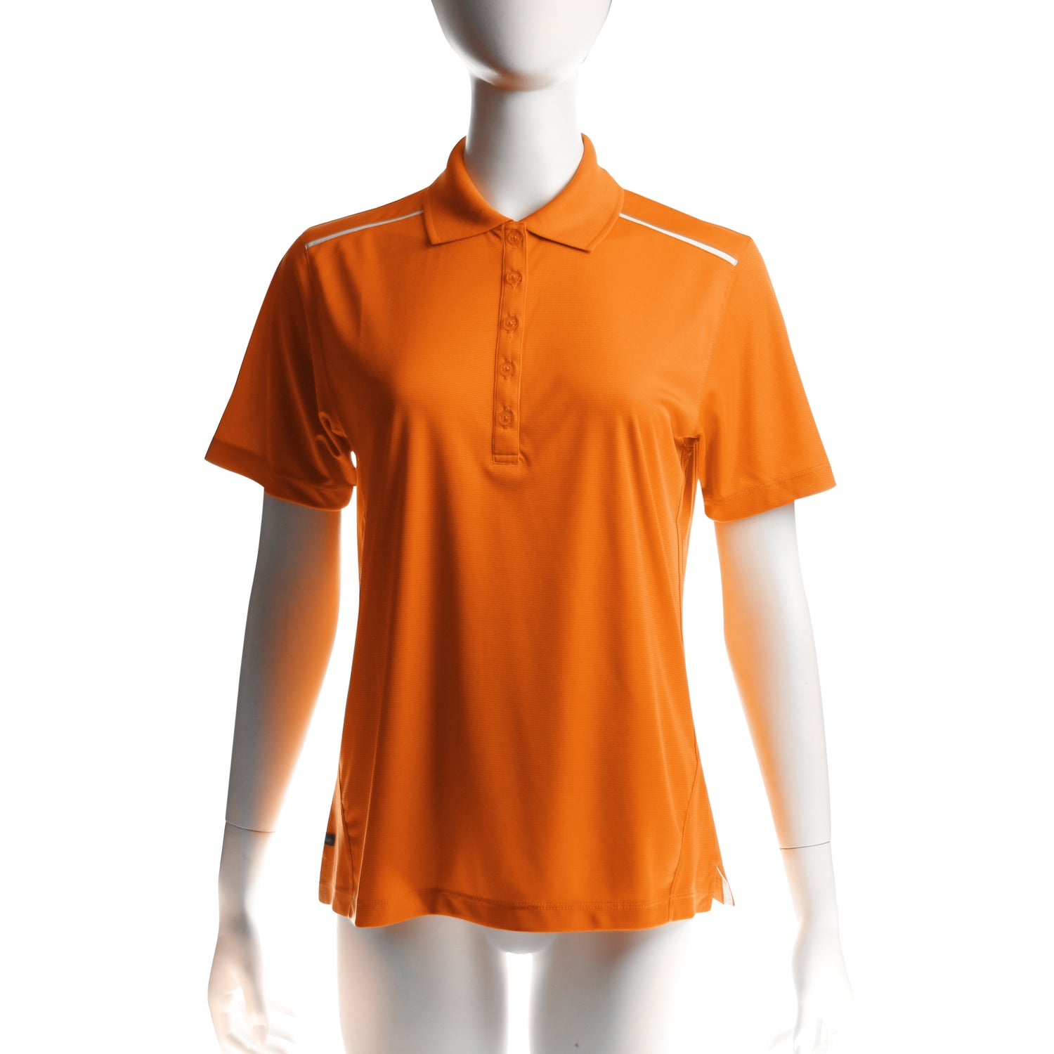 Albula short sleeve polo shirt by trimark women 39 s for Embroidered polo shirts online