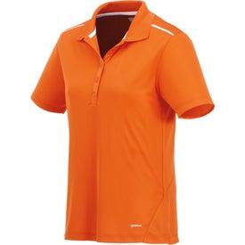 Albula Short Sleeve Polo Shirt by TRIMARK (Women's)