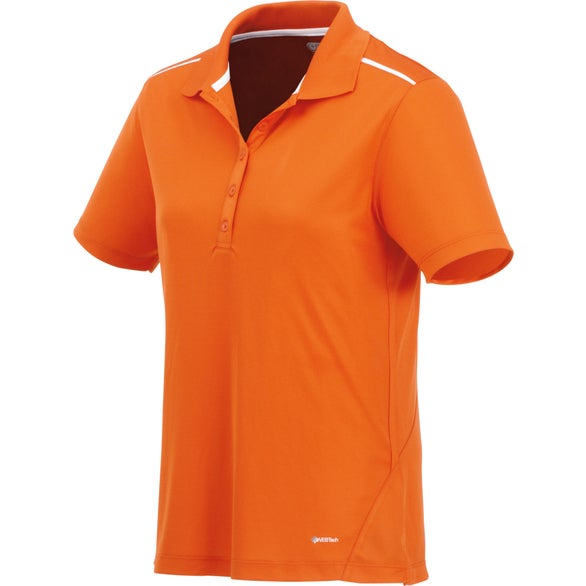 Promotional albula short sleeve polo shirt by trimarks for Custom embroidered work shirts no minimum