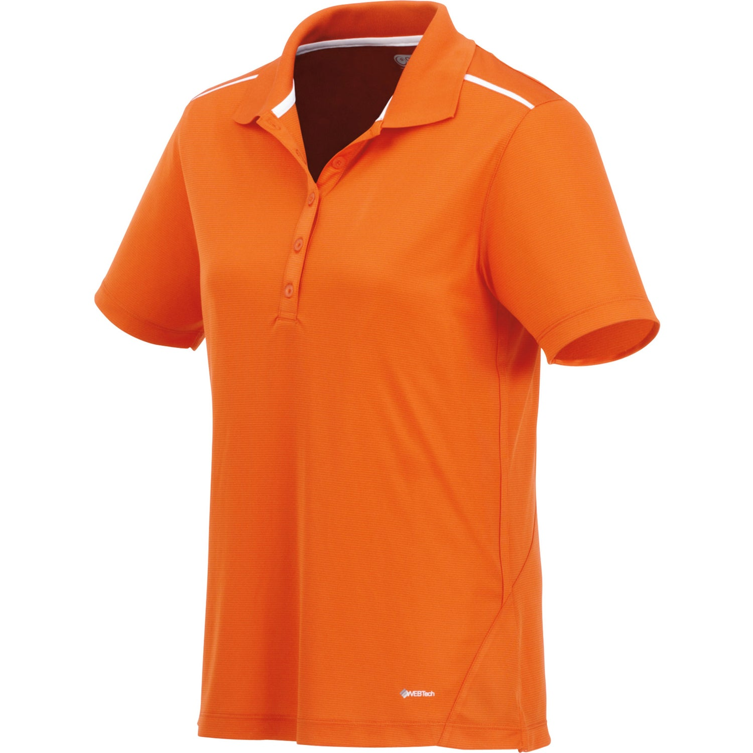 Promotional women 39 s albula short sleeve polo shirt by for Custom embroidered polo shirts no minimum order