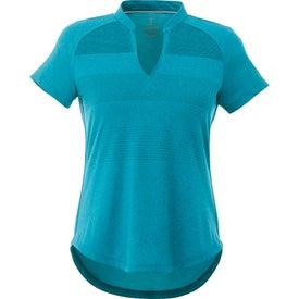Antero Short Sleeve Polo Shirt by TRIMARK (Women's)