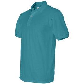 Printed Anvil 50/50 Jersey Knit Sport Shirt