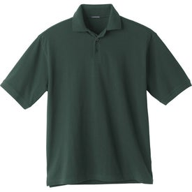 Personalized Ayer Short Sleeve Polo Shirt by TRIMARK