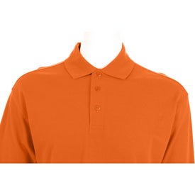 Ayer Short Sleeve Polo Shirt by TRIMARK Giveaways