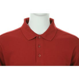 Ayer Short Sleeve Polo Shirt by TRIMARK for your School