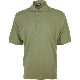 Ayer Short Sleeve Polo Shirt by TRIMARK with Your Slogan