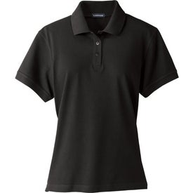 Ayer Short Sleeve Polo Shirt by TRIMARK for Marketing
