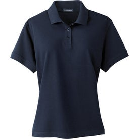 Ayer Short Sleeve Polo Shirt by TRIMARK for Customization