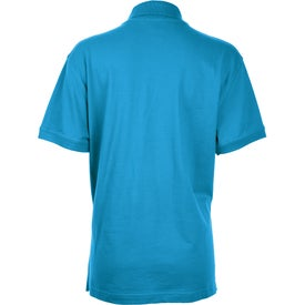 Monogrammed Ayer Short Sleeve Polo Shirt by TRIMARK