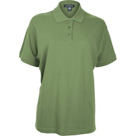 Imprinted Ayer Short Sleeve Polo Shirt by TRIMARK