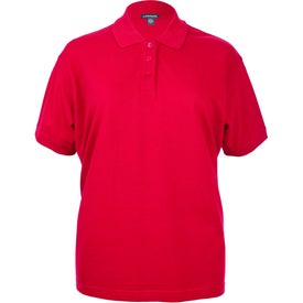 Custom Ayer Short Sleeve Polo Shirt by TRIMARK
