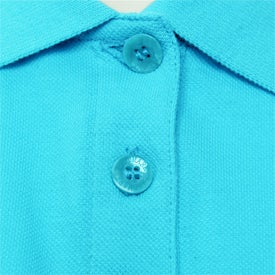 Promotional Ayer Short Sleeve Polo Shirt by TRIMARK