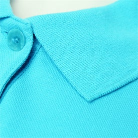 Company Ayer Short Sleeve Polo Shirt by TRIMARK