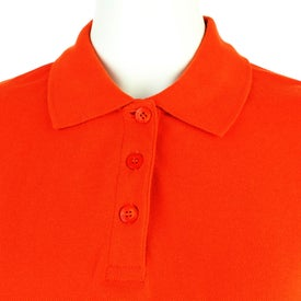 Ayer Short Sleeve Polo Shirt by TRIMARK with Your Logo
