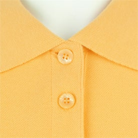 Ayer Short Sleeve Polo Shirt by TRIMARK for Promotion