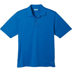 Logo Banhine Short Sleeve Polo Shirt by TRIMARK