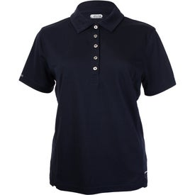 Imprinted Banhine Short Sleeve Polo Shirt by TRIMARK
