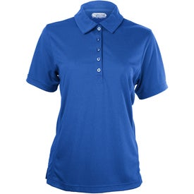 Banhine Short Sleeve Polo Shirt by TRIMARK for Advertising