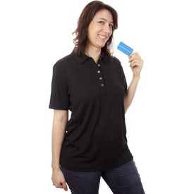 Banhine Short Sleeve Polo Shirt by TRIMARK for Your Church
