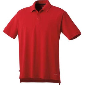 Barela Short Sleeve Polo Shirt by TRIMARK for Your Company