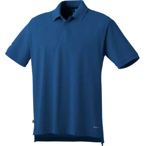 Barela short sleeve polo shirt by trimark men 39 s for Polo work shirts with company logo