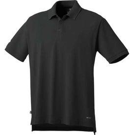 Customized Barela Short Sleeve Polo Shirt by TRIMARK