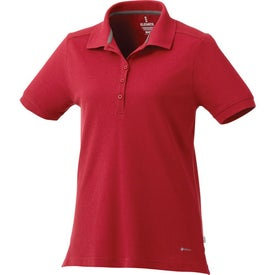 Barela Short Sleeve Polo Shirt by TRIMARK for Promotion