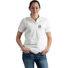 Belmont Short Sleeve Polo Shirt by TRIMARK (Women's)