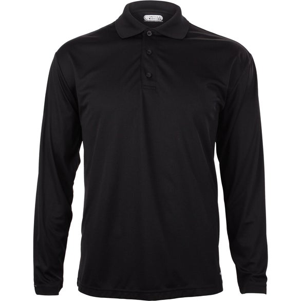 Brecon Long Sleeve Polo Shirt by TRIMARK