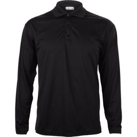 Brecon Long Sleeve Polo Shirt by TRIMARK (Men's)