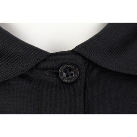 Brecon Long Sleeve Polo Shirt by TRIMARK for Promotion