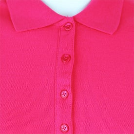 Advertising Brins Sleeveless Polo Shirt by TRIMARK