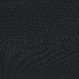 Monogrammed Brins Sleeveless Polo Shirt by TRIMARK