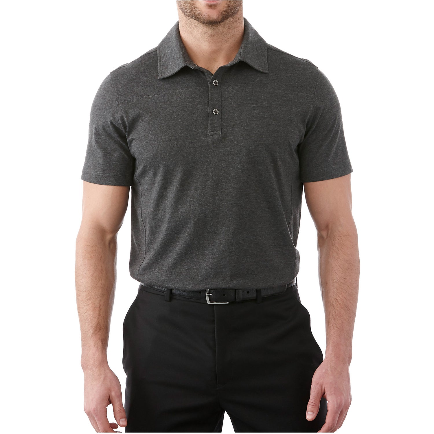 Promotional Mens Concord Short Sleeve Polo By Trimarks With Custom